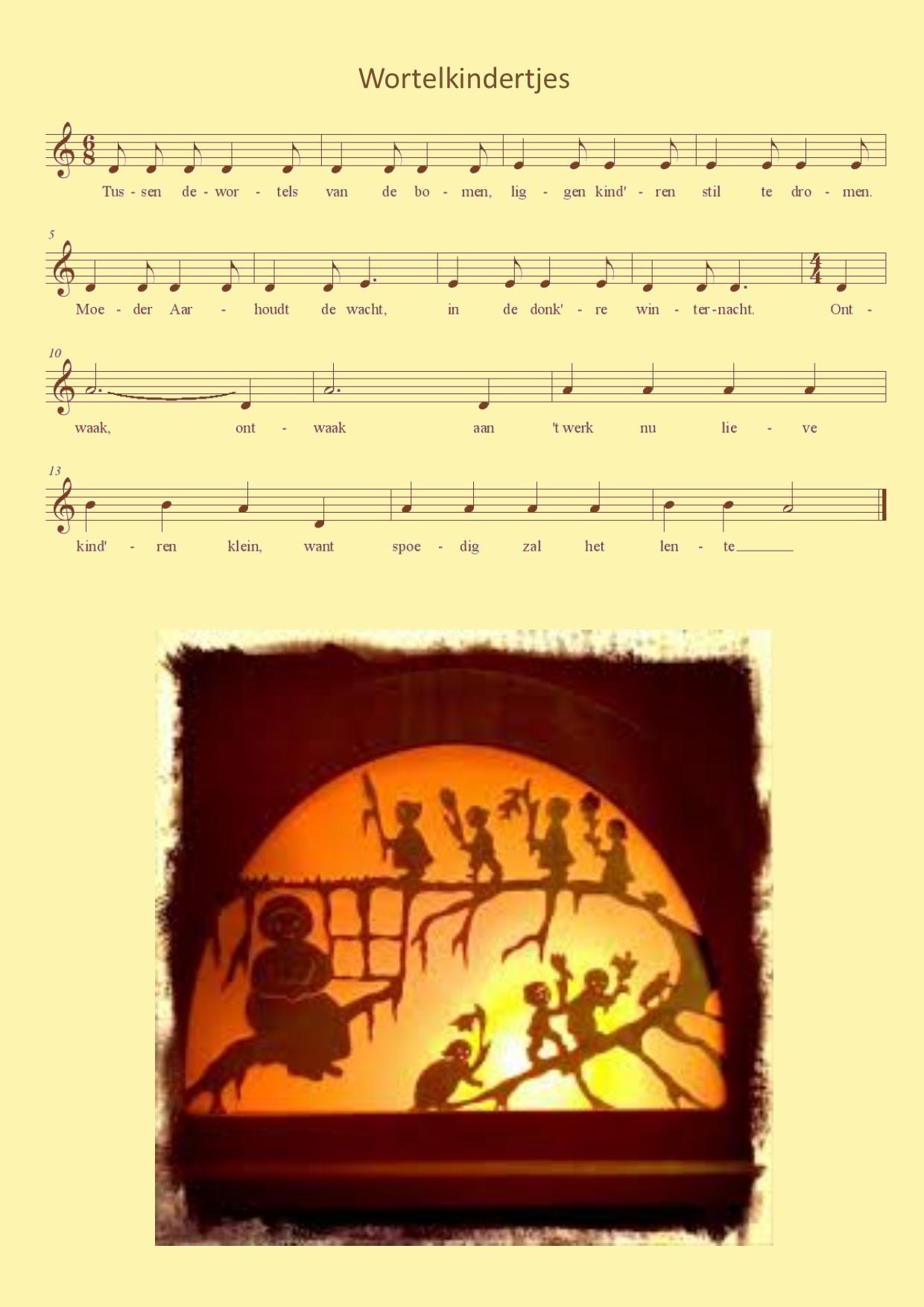 Wortelkindjes liedje