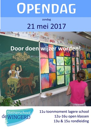 poster opendag 2017